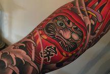 Daruma Tattoo