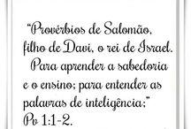 Provérbios / Mensagens Bíblicas