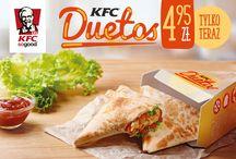 Kampania KFC Duetos, BOSS, Grander Texas / Kampania KFC