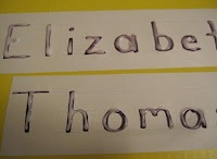 Name Activities / Ideas all about using kids' names