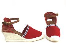 POLO CLUB zapatillas / Zapatillas de yute y piel