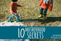 for parents / by Elizabeth Mullinix