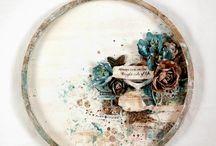 Embroidery hoop ❤️