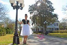 Southern Classy / Tulle is a fashion must have! This playful tutu could never go out of style .