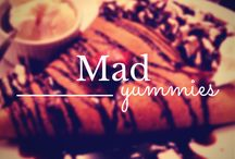 Mad Yummies / #MYMADSTYLE   We love a good treat! Don't these look delicious?!