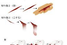 Szramy i krew