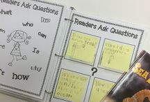 Comprehension Strategies- asking questions