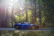2017 Acura NSX / The NSX was engineered to be the perfect balance of power and handling, form and function, sport and luxury. The same innovations that went into the NSX can be found across the Acura lineup.
