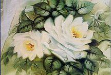 pintura/flores