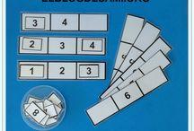 matemáticas y numeros