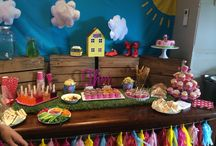 Birthday Party Ideas / by Stacey McAllister