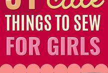 sewing gifts for Girls
