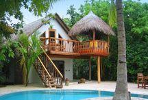 Soneva Fushi Crusoe Villa with pool