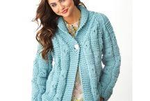 knit pattern chunky