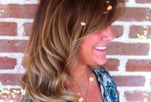 Hair ideas! / by Amanda VanMeter