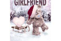 Me to You Bear Christmas Cards 0