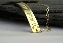 Handmade Jewelry by MerCurios / A collection of my own hand made jewelry creations. Enjoy! / by MerCurios Jewelry