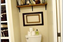 Master Bathroom Ideas / by Charle McConnell