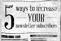 Newsletter Creation Tips / Tips, Suggestions, and How To's for Creating an Online Newsletter