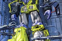 Transformers! / Autobot vs Decepticons. More than meets the eye!