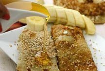Pancakes, Eggless Pancake Recipes