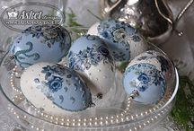 Magdaléna Vršanská / Veľkonočné vajíčka - kraslice