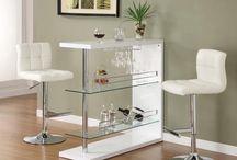 Bar Unit / Xoom Furniture We Finance 0% On Interest 90 Days Same As Cash