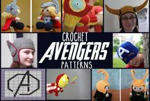 superhero crochet
