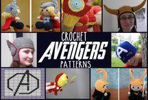 superhero crochet
