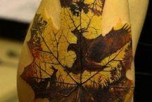 Tattoos / by Jordyn Sullivan