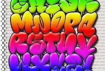 letras chulas