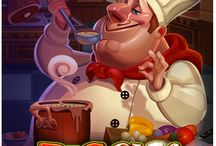 Big Chef video slot / Cook up a storm and taste the win on the Big Chef video slot. Up to 75 000.00 up for grabs and the Base Game Free Spin Feature is there to help you acquire it all!