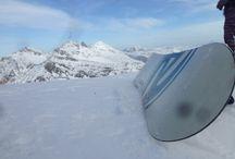 snow / snowboard