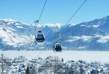 Travel / Austria / Zell am See / Winter