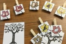 Speech Therapy:  October / Speech Therapy activities for Fall, Halloween