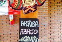 latin party ideas/food