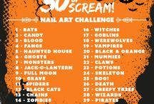 Bundlemonster's 30 Days of Scream / #bundlemonster #monsterscream