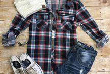PhDiva - Styling Flannel