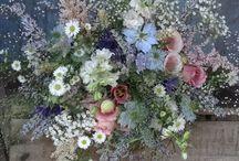 rustykalny bukiet ślubny/ rustic bridal bouquet