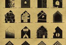 interprétation architecturale des maladies mentales