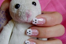 Easter Nail Art / by Rose Stumbaugh