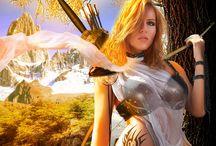 digital art / Lavori di grafica eseguiti con photoshop cc