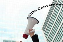 OPA Convention