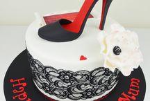 Birthday cake Leila