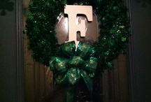 Sue Anne's  St Patty's Day Creations / by Sue Anne Daves Fambrough