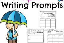 Grade 1&2 Writing Prompts