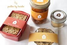 Labels, Packaging & Presentation / by Monica Shaw
