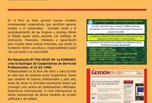 COOPERATIVAS DE SERVICIOS PROFESIONALES
