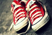 Converse go with anything / by Rachel Butler