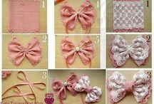 Diy & Craft tutorial Button n Fabric / Craft Button n Fabric
